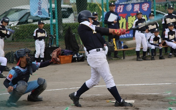 スーパートーナメントファイナル1より=23日、元村公園.JPG
